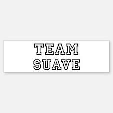 Team SUAVE Bumper Bumper Bumper Sticker