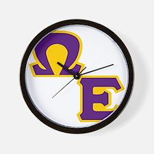 Omega Essence Wall Clock