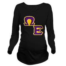 Omega Essence Long Sleeve Maternity T-Shirt