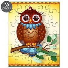 Big Brown Owl Puzzle