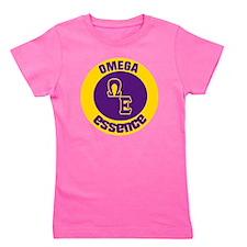 Omega Essence Oval Girl's Tee