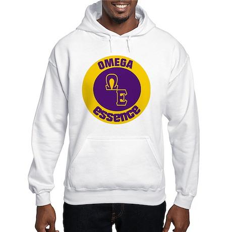 Omega Essence Oval Hooded Sweatshirt