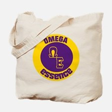 Omega Essence Oval Tote Bag