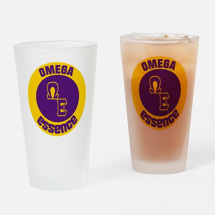 Omega Essence Oval Drinking Glass