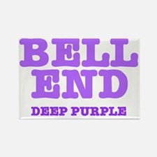 BELL END  - DEEP PURPLE Rectangle Magnet