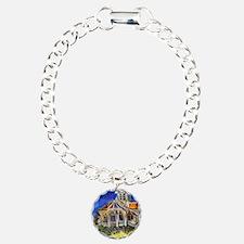 Auvers Charm Bracelet, One Charm