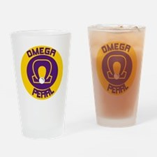 Omega Pearl Oval Drinking Glass
