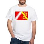 Alsace White T-Shirt