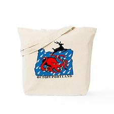 PDX Octopi Tote Bag