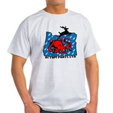 PDX Octopi T-Shirt