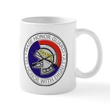honor guard  Mug