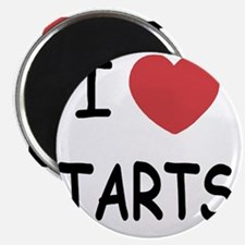 I heart tarts Magnet