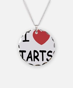 I heart tarts Necklace