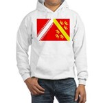 Alsace Hooded Sweatshirt