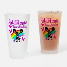 LOVE CHEERING Drinking Glass