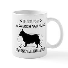 Swedish vallhund designs Mug