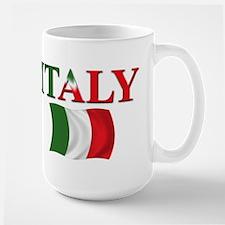 Italian Flag Mugs