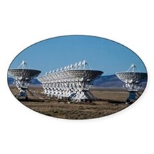 (3)Very Large Array 7511 Stickers