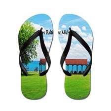 New Baltimore Michigan76x96 Flip Flops