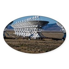 (2) Very Large Array 7511 Decal