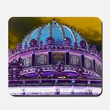 Carousel Purple Haze Mousepad
