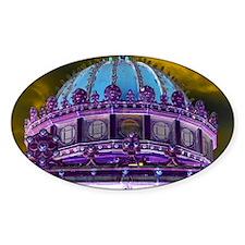 Carousel Purple Haze Decal