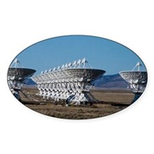 (4)Very Large Array 7511 Decal