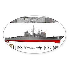 USS Normandy CG-60 Decal