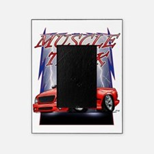 Red G@ Lightning Picture Frame