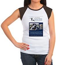 Good Newz Sign #2 Women's Cap Sleeve T-Shirt