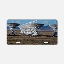(18) Very Large Array 7511 Aluminum License Plate