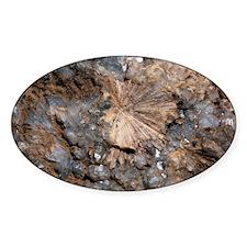 Zeolite in quartz Decal