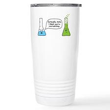 Overreacting Thermos Mug