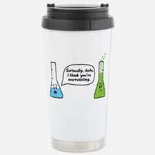Overreacting Thermos Mug