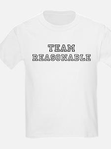 Team REASONABLE Kids T-Shirt