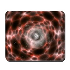 Wormhole, artwork Mousepad