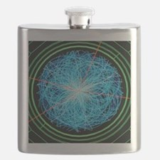 Simulation of Higgs boson production Flask
