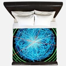 Simulation of Higgs boson production King Duvet