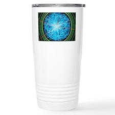 Simulation of Higgs boson produ Travel Mug