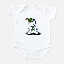 St. Patrick Westie Infant Bodysuit