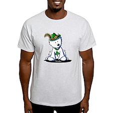 St. Patrick Westie T-Shirt