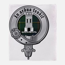 Clan Malcolm Throw Blanket