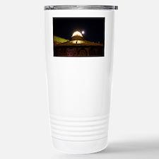 Carousel At Night Travel Mug