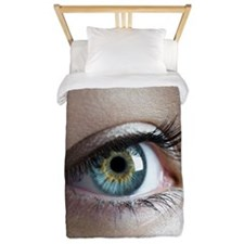 Woman's eye Twin Duvet