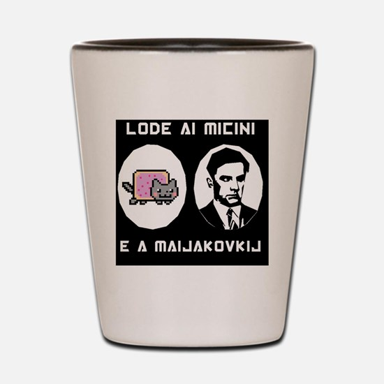 Lode ai micini Shot Glass
