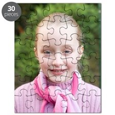 Smiling girl Puzzle