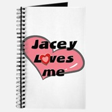 jacey loves me Journal