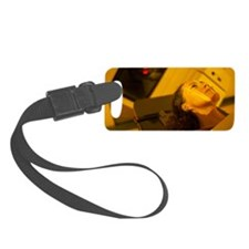 Radiotherapy Luggage Tag