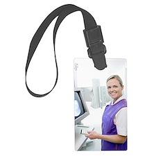 Radiographer Luggage Tag