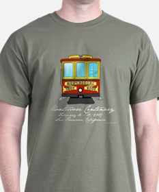 Cable Car T-Shirt